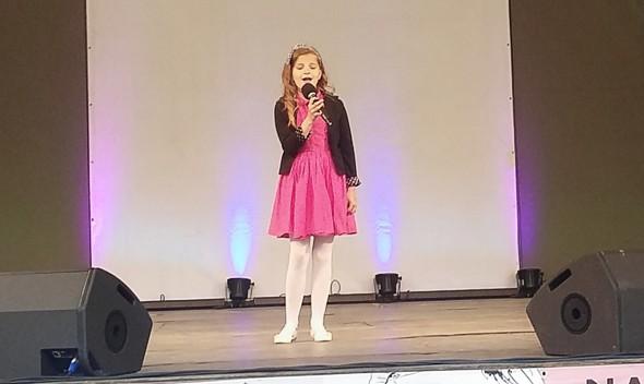 Zuzanna Susz laureatką przeglądu piosenki dziecięcej