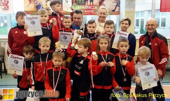 Turniej Zapaśniczy  o Puchar Burmistrza Wolina