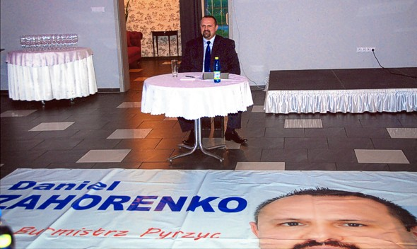 Konferencja Daniela Zahorenki… bo Tusk nie wyjaśnił afery podsłuchowej