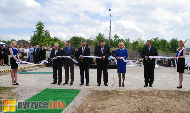 Zakończono modernizację oczyszczalni ścieków w Pyrzycach