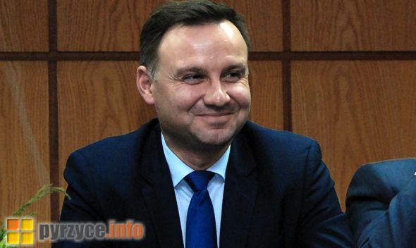 Prezydent RP Andrzej Duda przyjedzie do Pyrzyc!