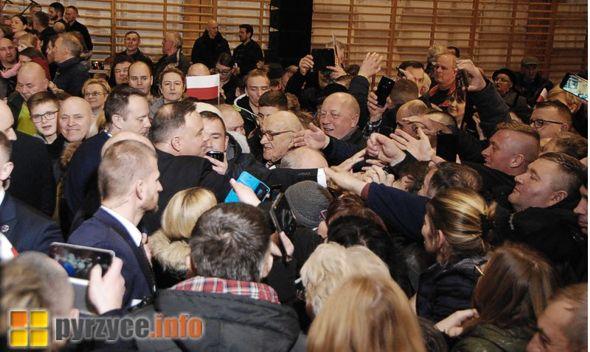 Wizyta Prezydenta RP Andrzeja Dudy w Pyrzycach (fotorelacja)